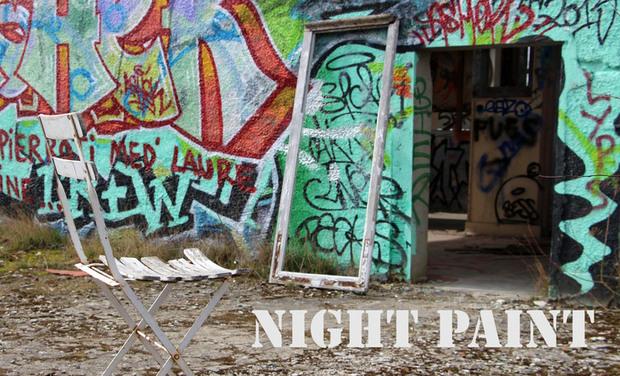 Visuel du projet Night Paint