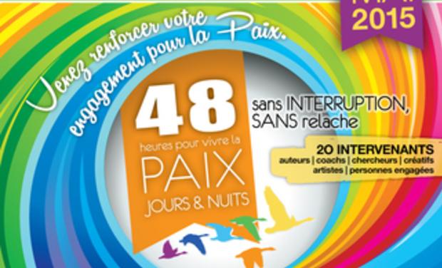 Visueel van project Les 48 heures pour la Paix
