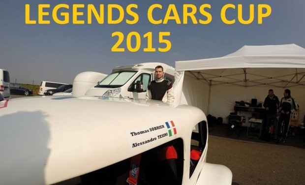 Project visual Projet Legends Cars Cup 2015