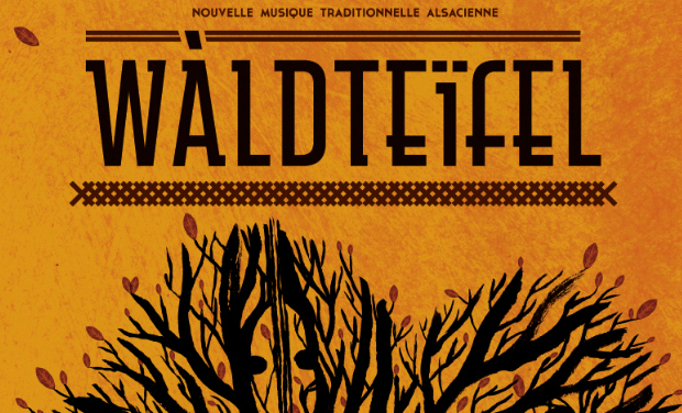 Visueel van project Wàldteïfel - Premier Album
