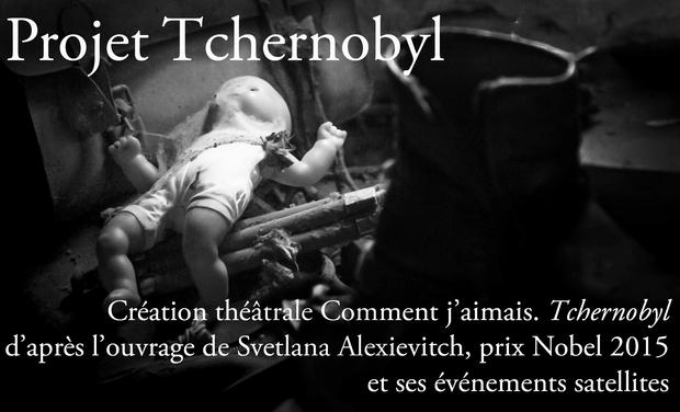 Visuel du projet Projet Tchernobyl