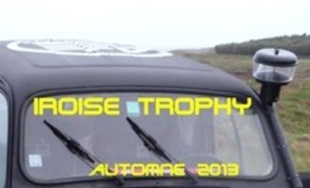 Project visual IROISE TROPHY