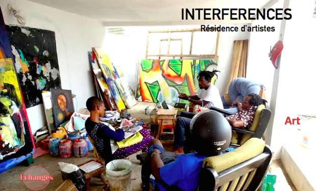 Visuel du projet INTERFERENCES