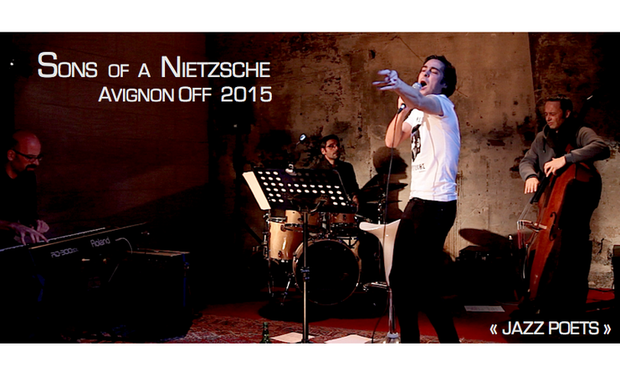 "Project visual ""Sons of a Nietzsche"" Avignon OFF 2015"