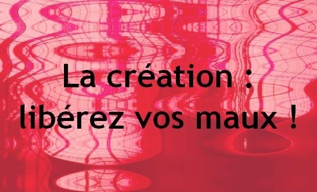Visueel van project La création : libérez les maux !