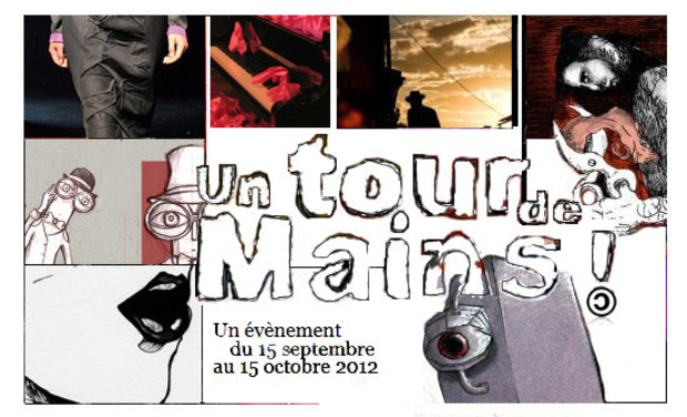 Project visual Un Tour de Mains