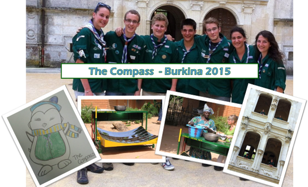 Project visual The Compass - Burkina 2015