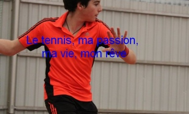 Visueel van project Le Tennis, ma passion, ma vie, mon rêve