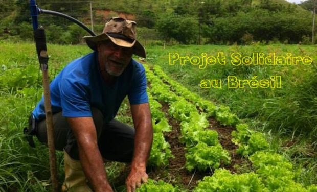 Visueel van project Projet Chefs au Brésil : Un projet solidaire pour mieux se connaitre