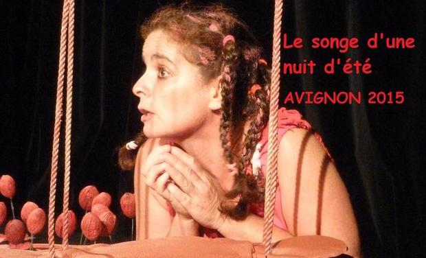 Visuel du projet Le songe d'une nuit d'été, Festival d'Avignon 2015, grâce à vous !