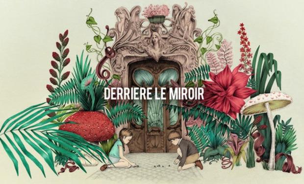 Visuel du projet Derrière le miroir