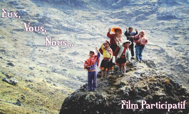 Visuel du projet Eux, Vous, Nous... Film Participatif !