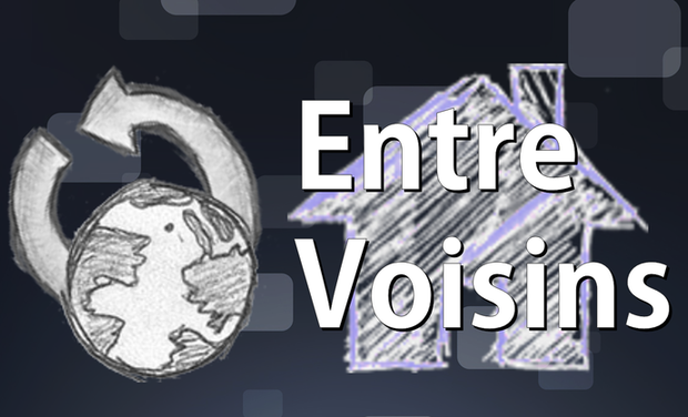 Project visual EntreVoisins