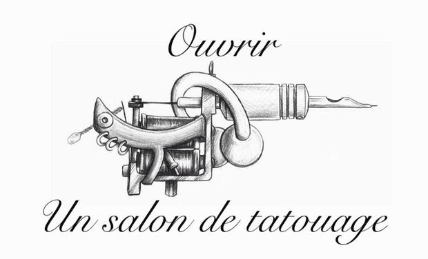 Visuel du projet Ouvrir un salon de tatouage