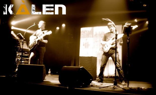 Project visual Sortie des 3 EP's de Kàlen !!