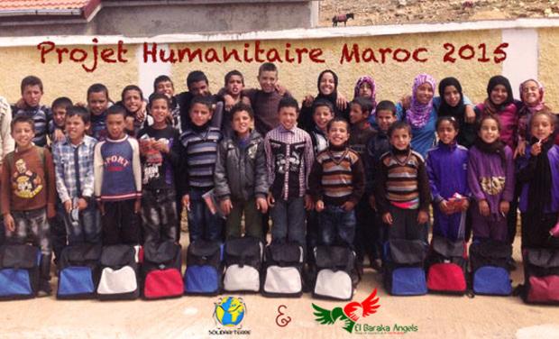 Visuel du projet Une nouvelle école pour les Enfants Marocains d'Ifrane