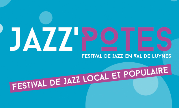 Project visual JAZZ'POTES Festival