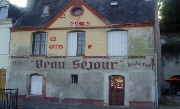 Project visual Les Chroniques des Grottes de Beau-Séjour