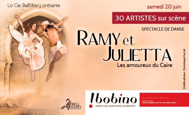 Visuel du projet Ramy et Julietta, les amoureux du Caire