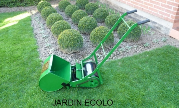 Project visual JARDIN ECOLO