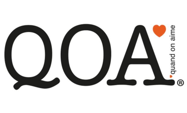 Visueel van project QOA, le premier magazine du voyage utile
