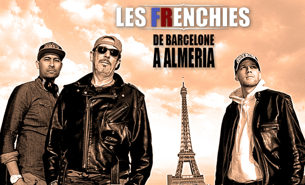 Visueel van project Les Frenchies : Road Trip Music (pilote)
