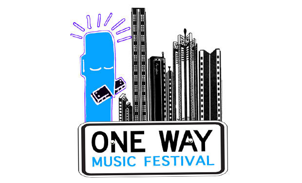 Project visual ONE WAY MUSIC FESTIVAL