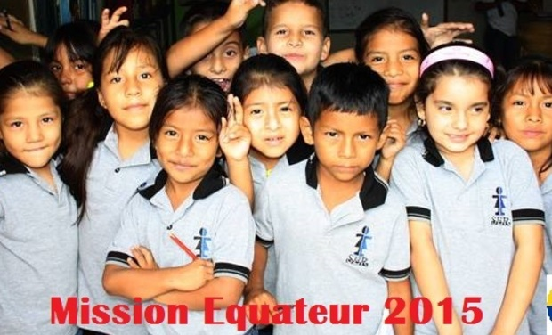 Project visual Mission Equateur 2015