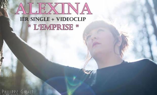 Visuel du projet ALEXINA - 1ER SINGLE & CLIP !
