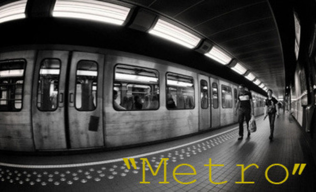 "Project visual  ""Metro"""