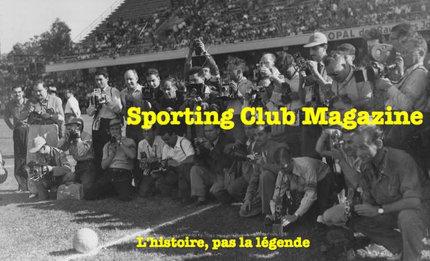 Visuel du projet Sporting Club Magazine