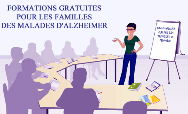 Visueel van project Formation Alzheimer