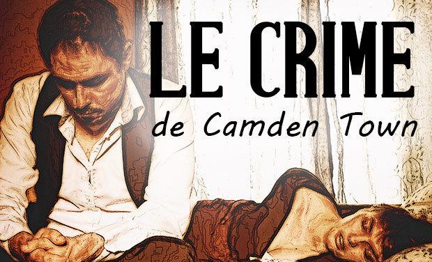 Visuel du projet Le Crime de Camden Town