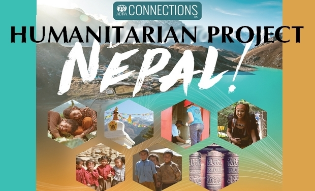 Visueel van project ADRA Nepal Humanitarian Project