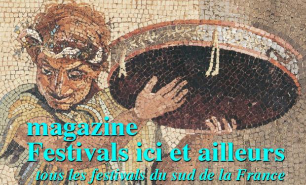 Visueel van project Financement du Magazine Festivals ici et ailleurs 2015