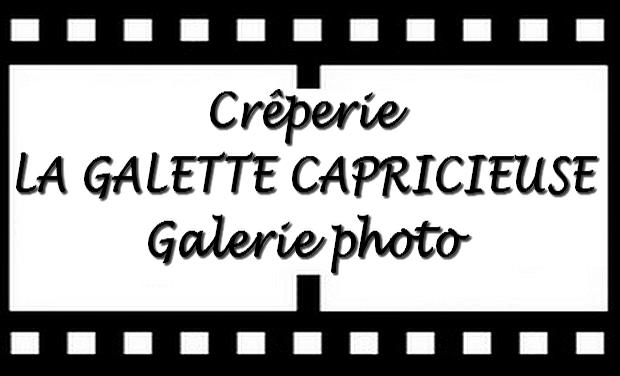 Project visual Crêperie avec galerie photo et lieu de rencontre pour photographes