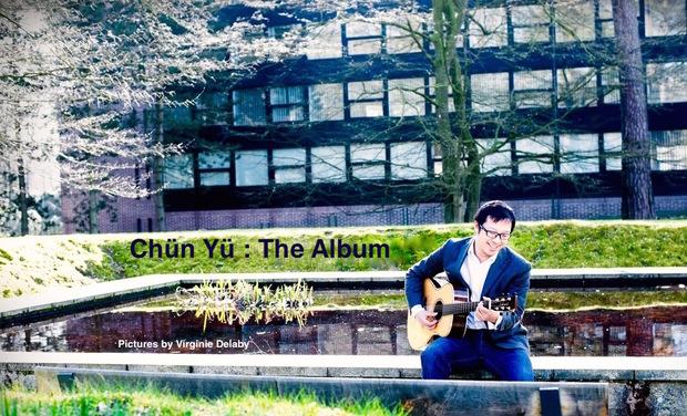 Project visual ChunYuTheAlbum