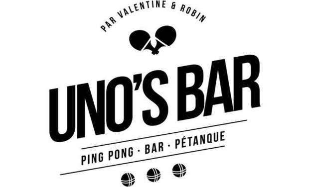 Visuel du projet Uno's Bar