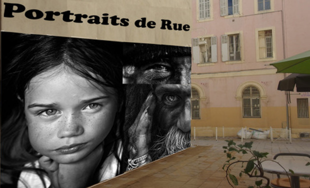 Project visual Portraits de Rue