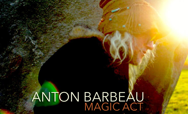 Project visual Anton Barbeau - Magic Act
