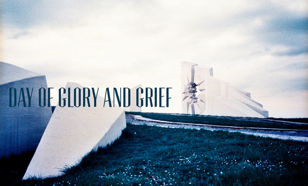 Visueel van project The day of glory and grief
