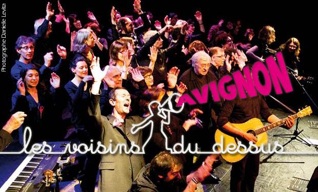 Visueel van project Les Voisins du Dessus à Avignon !