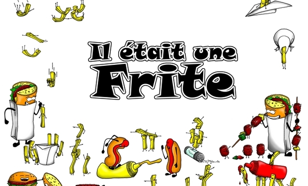 Project visual Il était une frite