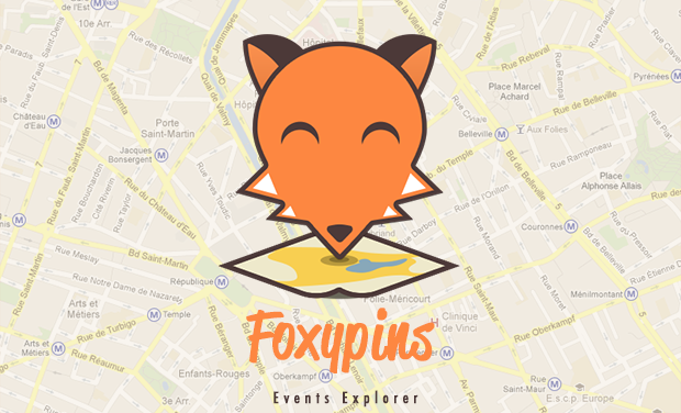 Project visual Foxypins