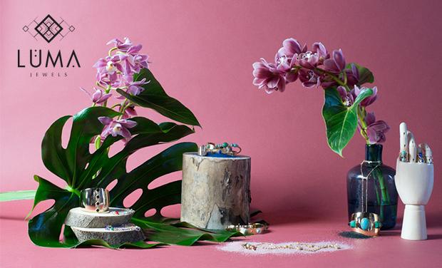Visuel du projet Luma Jewels - bijoux haute fantaisie made in France
