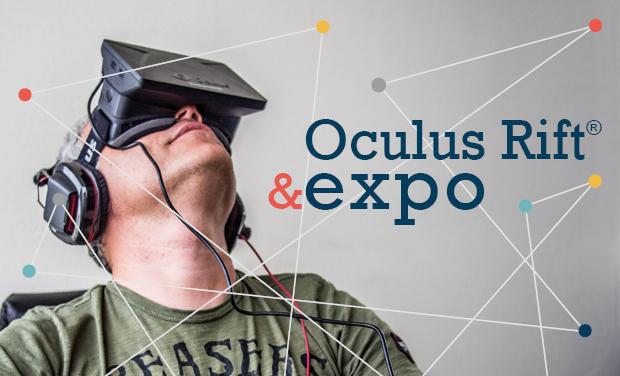 Visuel du projet Oculus Rift & Expo