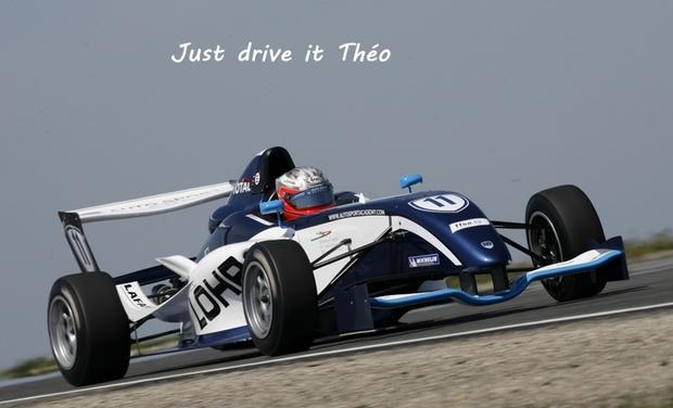 Visuel du projet Just Drive it théo