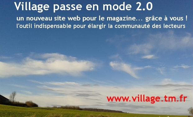 Project visual Village passe en mode 2.0