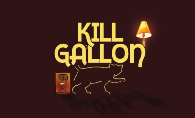 Visuel du projet 1er EP Kill Gallon