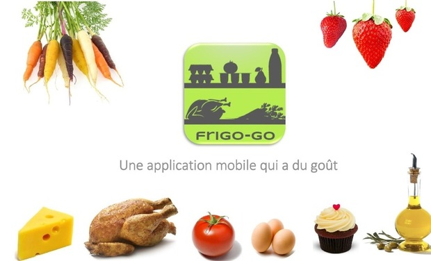 Project visual Frigo-Go: une application mobile qui a du goût !